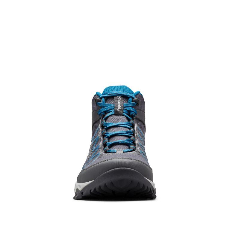 PEAKFREAK™ X2 MID OUTDRY™ | 011 | 12 Women's Peakfreak X2 Mid OutDry™ Boot, Shark, Lagoon, toe