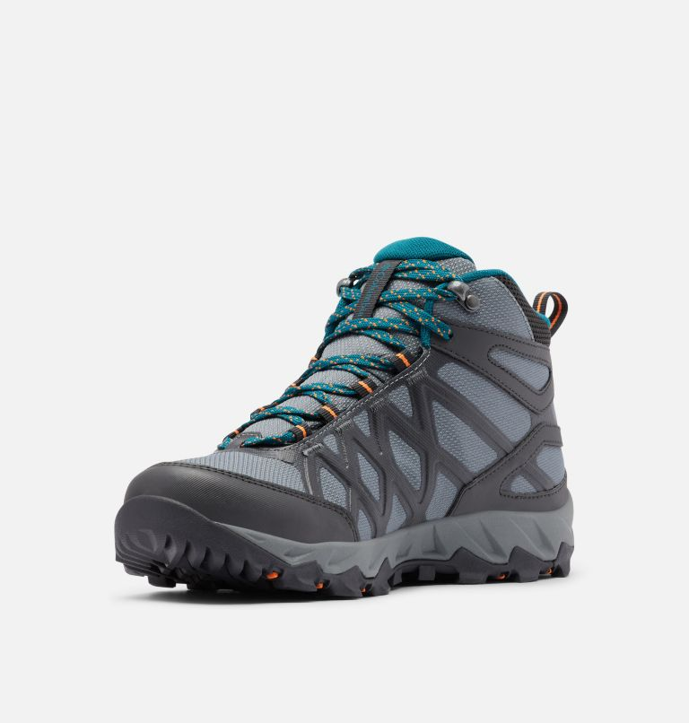 PEAKFREAK™ X2 MID OUTDRY™ | 033 | 10.5 Women's Peakfreak™ X2 Mid OutDry™ Boot, Ti Grey Steel, Deep Wave