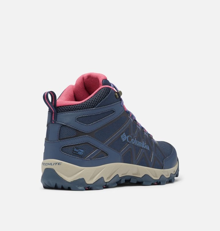 Women's Peakfreak™ X2 Mid OutDry™ Hiking Boot Women's Peakfreak™ X2 Mid OutDry™ Hiking Boot, 3/4 back