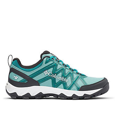 Women's Peakfreak™ X2 OutDry™ Hiking Shoe PEAKFREAK™ X2 OUTDRY™ | 608 | 10, Copper Ore, Glacier Green, front