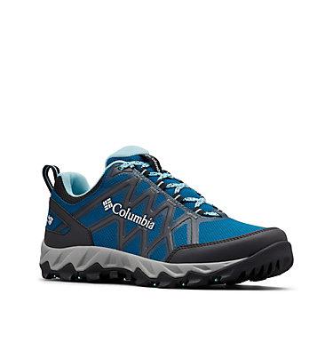 Women's Peakfreak™ X2 OutDry™ Hiking Shoe PEAKFREAK™ X2 OUTDRY™ | 010 | 5.5, Lagoon, Blue Oasis, 3/4 front