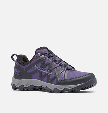 Women's Peakfreak™ X2 OutDry™ Shoe PEAKFREAK™ X2 OUTDRY™ | 527 | 5, Deep Purple, Plum Purple, 3/4 front