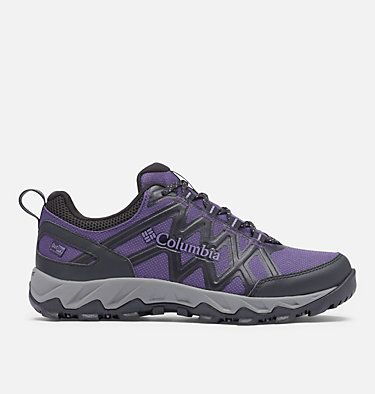 Women's Peakfreak™ X2 OutDry™ Shoe PEAKFREAK™ X2 OUTDRY™ | 527 | 5, Deep Purple, Plum Purple, front