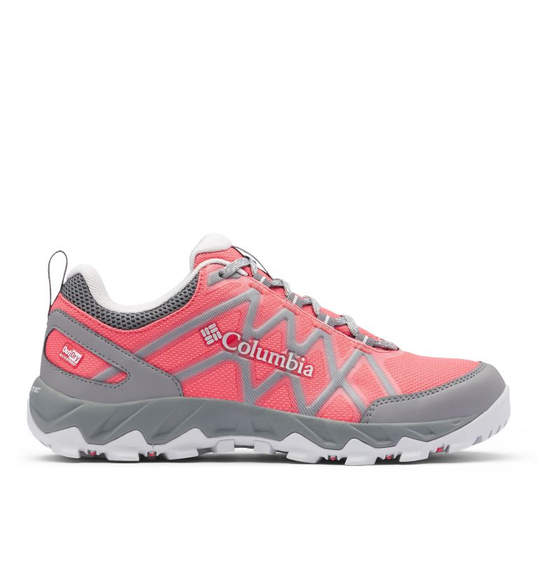 PEAKFREAK™ X2 OUTDRY™ | 608 | 10.5 Women's Peakfreak™ X2 OutDry™ Shoe, Juicy, Pure Silver, front