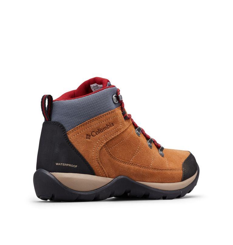 Women's Fire Venture™ II Suede Waterproof Ankle Boot Women's Fire Venture™ II Suede Waterproof Ankle Boot, 3/4 back
