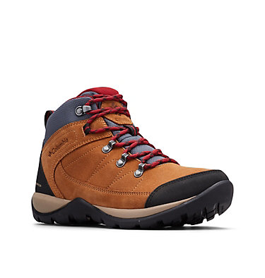 Women's Fire Venture S II Mid Waterproof Ankle Boot , 3/4 front