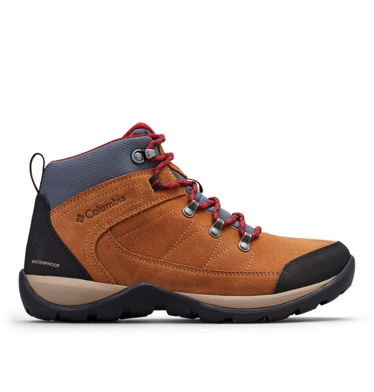 Women's Fire Venture™ II Suede Waterproof Ankle Boot Women's Fire Venture™ II Suede Waterproof Ankle Boot, front