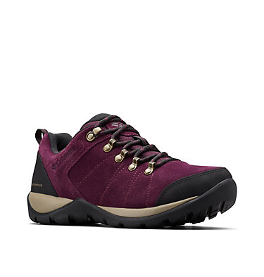 Women's Fire Venture II Waterproof Shoe , 3/4 front