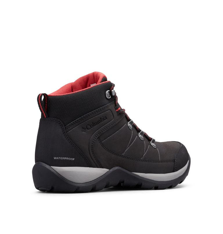 Women's Fire Venture™ Mid II Waterproof Shoe Women's Fire Venture™ Mid II Waterproof Shoe, 3/4 back