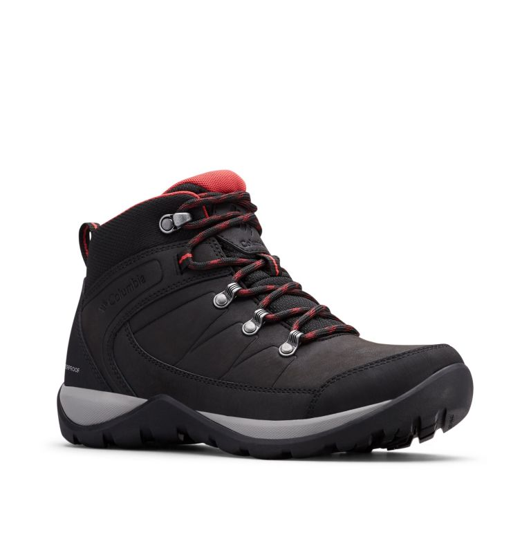 Women's Fire Venture™ Mid II Waterproof Shoe Women's Fire Venture™ Mid II Waterproof Shoe, 3/4 front