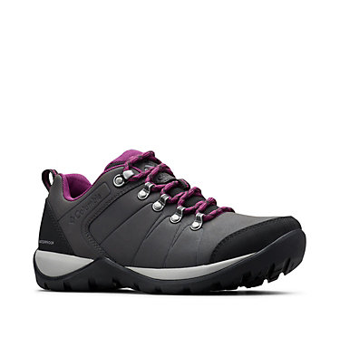Women's Fire Venture™ Low II Waterproof Shoe FIRE VENTURE™ L II WP | 011 | 10, Shark, Wild Iris, 3/4 front