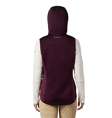 Women's Pilsner Lodge™ Vest Pilsner Lodge™ Vest | 607 | L, Black Cherry, back