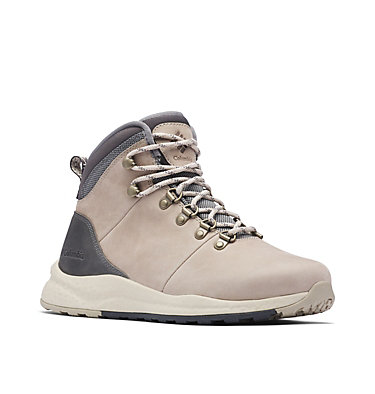 Women's SH/FT™ Waterproof Hiker SH/FT™ WP HIKER | 286 | 10, Canvas Tan, Dark Stone, 3/4 front