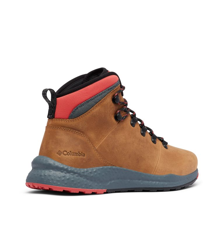 SH/FT™ WP HIKER | 286 | 8.5 Women's SH/FT™ Waterproof Hiker, Elk, Daredevil, 3/4 back