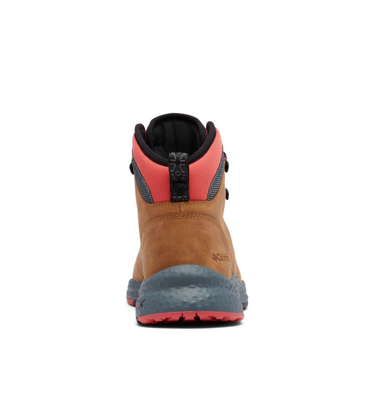 SH/FT™ WP HIKER | 286 | 8.5 Women's SH/FT™ Waterproof Hiker, Elk, Daredevil, back