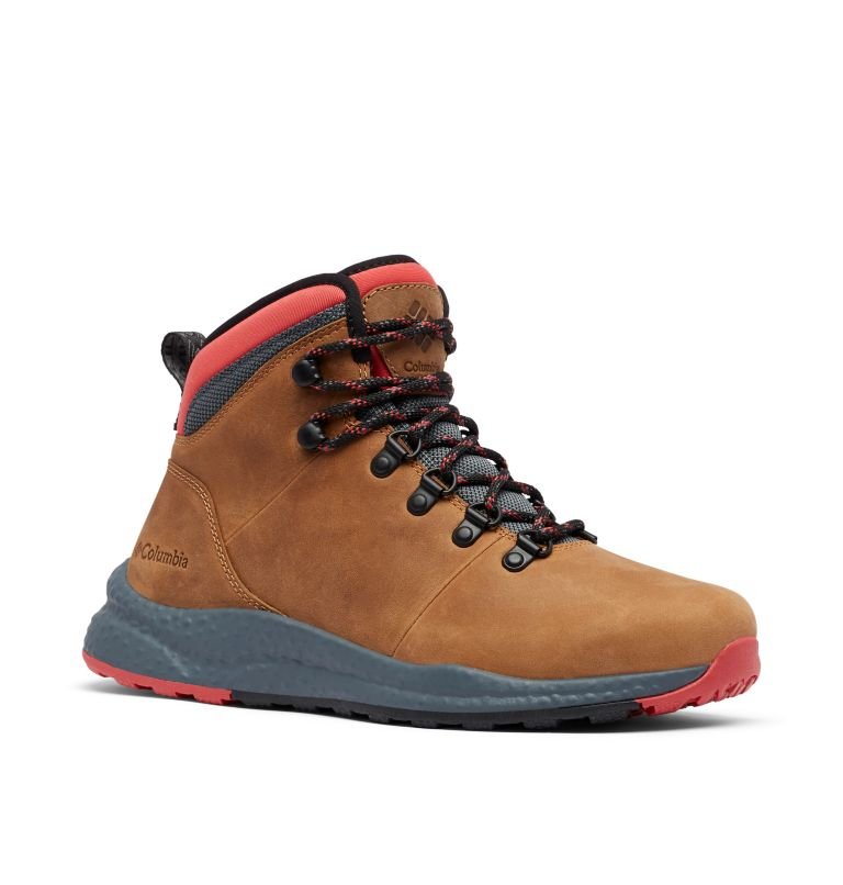 SH/FT™ WP HIKER | 286 | 8.5 Women's SH/FT™ Waterproof Hiker, Elk, Daredevil, 3/4 front