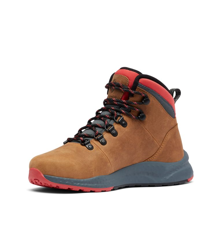 SH/FT™ WP HIKER | 286 | 7 Women's SH/FT™ Waterproof Hiker, Elk, Daredevil
