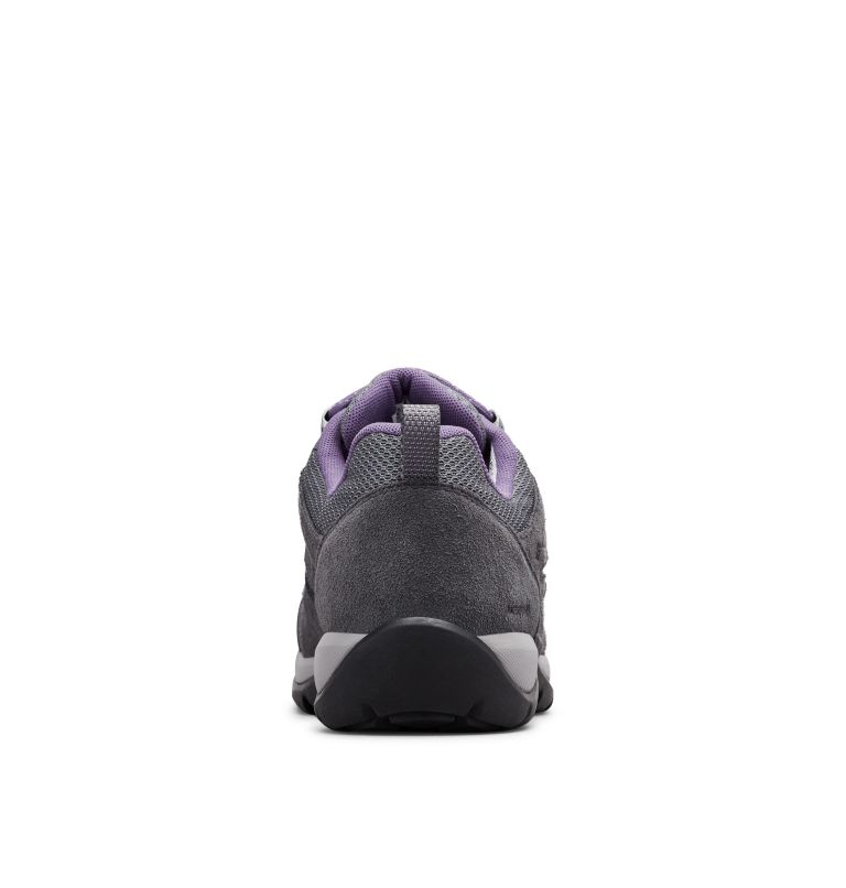 REDMOND™ V2 WP | 033 | 6.5 Women's Redmond™ V2 Waterproof Hiking Shoe, Ti Grey Steel, Plum Purple, back