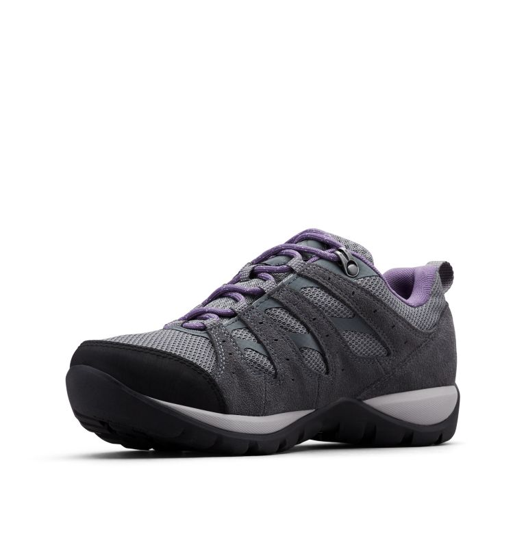 REDMOND™ V2 WP | 033 | 6.5 Women's Redmond™ V2 Waterproof Hiking Shoe, Ti Grey Steel, Plum Purple