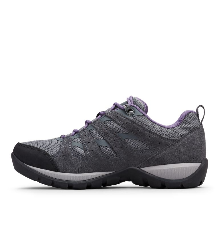 REDMOND™ V2 WP | 033 | 6.5 Women's Redmond™ V2 Waterproof Hiking Shoe, Ti Grey Steel, Plum Purple, medial