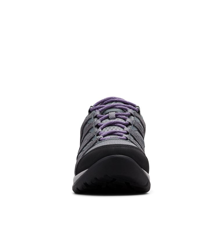 REDMOND™ V2 WP | 033 | 6.5 Women's Redmond™ V2 Waterproof Hiking Shoe, Ti Grey Steel, Plum Purple, toe