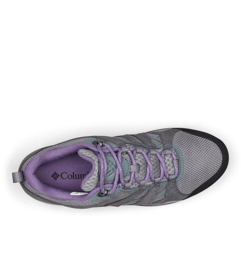 REDMOND™ V2 WP | 033 | 6.5 Women's Redmond™ V2 Waterproof Hiking Shoe, Ti Grey Steel, Plum Purple, top