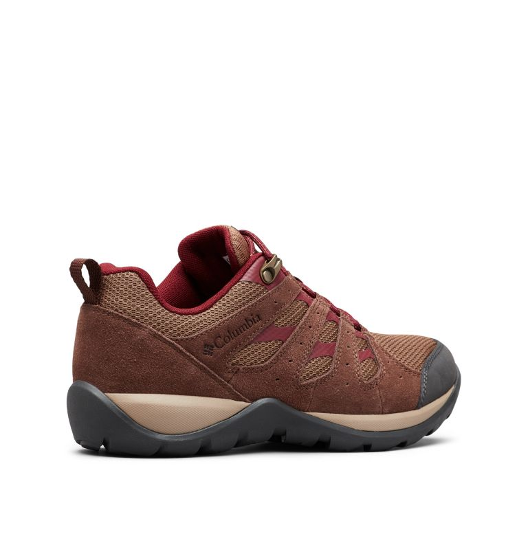 REDMOND™ V2 | 206 | 10.5 Women's Redmond™ V2 Hiking Shoe, Dark Truffle, Rich Wine, 3/4 back