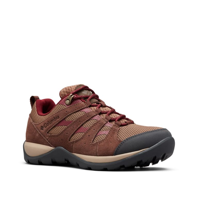 REDMOND™ V2 | 206 | 11 Women's Redmond™ V2 Hiking Shoe, Dark Truffle, Rich Wine, 3/4 front