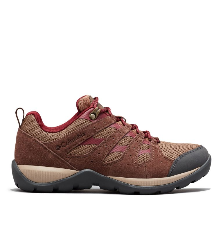 REDMOND™ V2 | 206 | 11 Women's Redmond™ V2 Hiking Shoe, Dark Truffle, Rich Wine, front