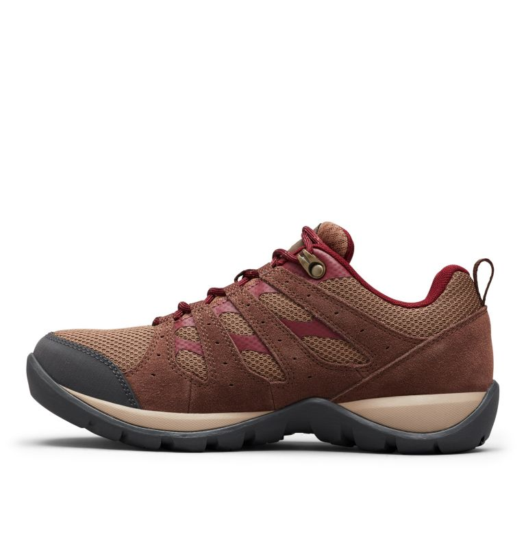 REDMOND™ V2 | 206 | 11 Women's Redmond™ V2 Hiking Shoe, Dark Truffle, Rich Wine, medial