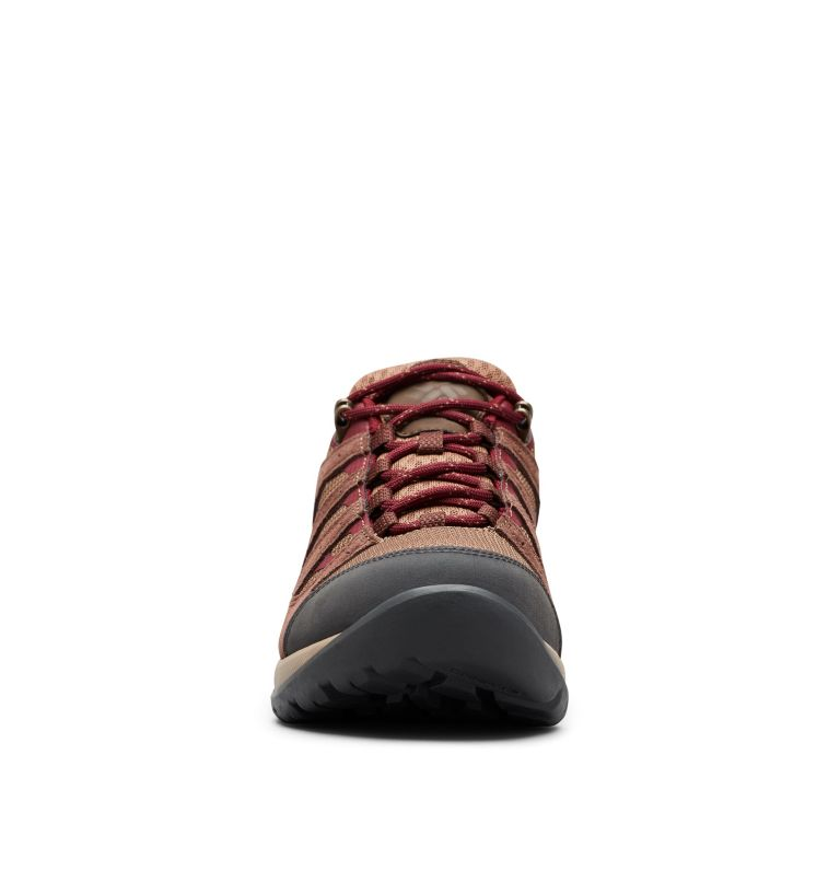 REDMOND™ V2 | 206 | 11 Women's Redmond™ V2 Hiking Shoe, Dark Truffle, Rich Wine, toe
