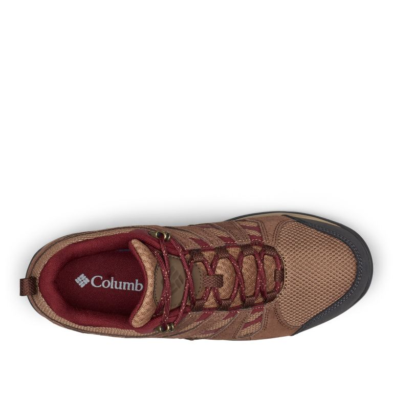 REDMOND™ V2 | 206 | 10.5 Women's Redmond™ V2 Hiking Shoe, Dark Truffle, Rich Wine, top