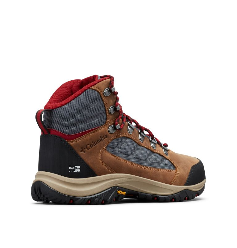 Women's 100MW™ Mid OutDry™ Hiking Shoe Women's 100MW™ Mid OutDry™ Hiking Shoe, 3/4 back