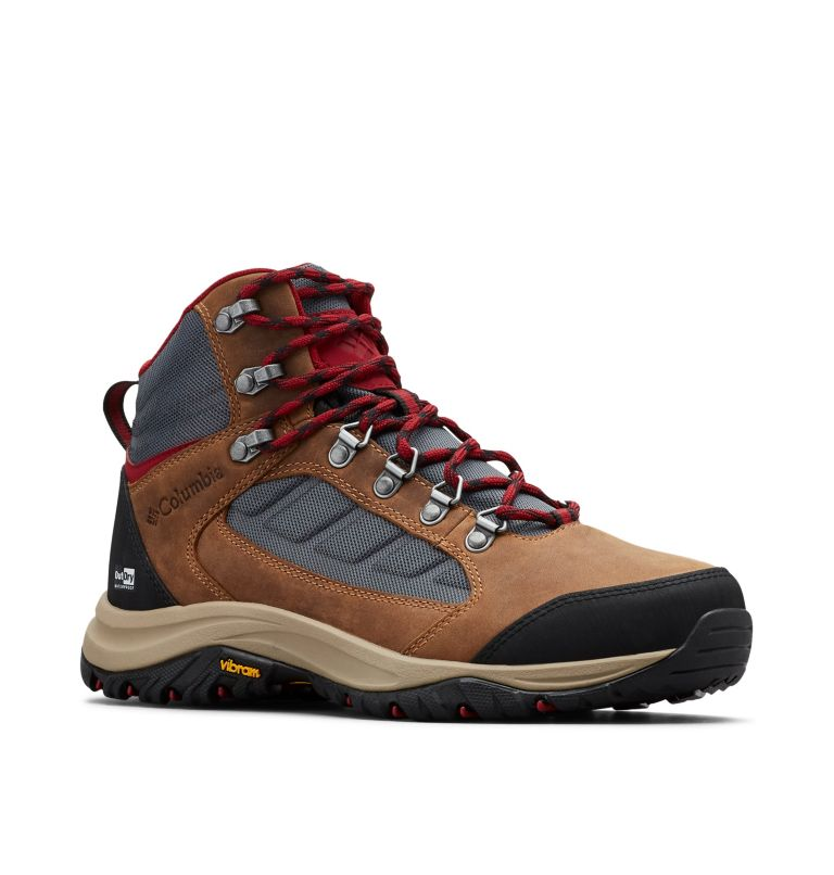 Women's 100MW™ Mid OutDry™ Hiking Shoe Women's 100MW™ Mid OutDry™ Hiking Shoe, 3/4 front