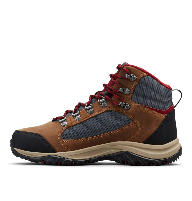 Women's 100MW™ Mid OutDry™ Hiking Shoe Women's 100MW™ Mid OutDry™ Hiking Shoe, medial