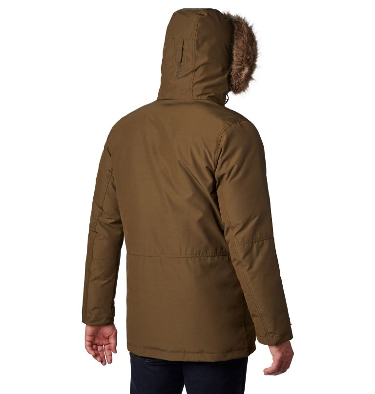 Marquam Peak™ Parka | 319 | XL Parka Marquam Peak da uomo, Olive Green, back