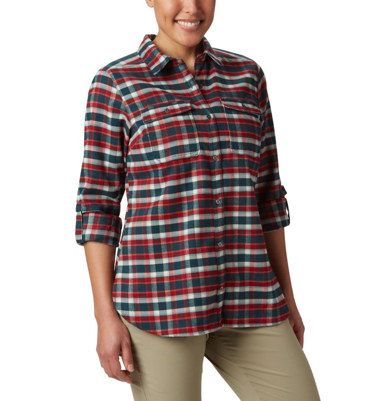 Women's Bryce Canyon™ Stretch Flannel Women's Bryce Canyon™ Stretch Flannel, a2