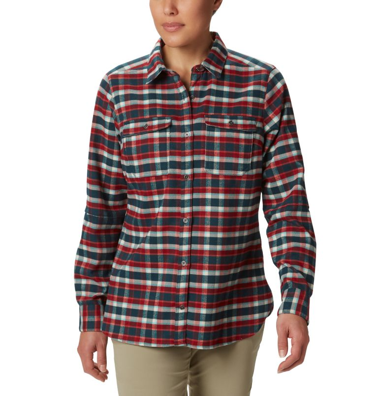 Women's Bryce Canyon™ Stretch Flannel Women's Bryce Canyon™ Stretch Flannel, front