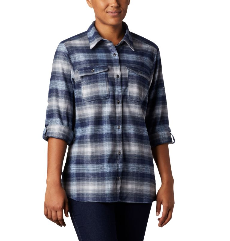 Women's Bryce Canyon™ Stretch Flannel Women's Bryce Canyon™ Stretch Flannel, a4