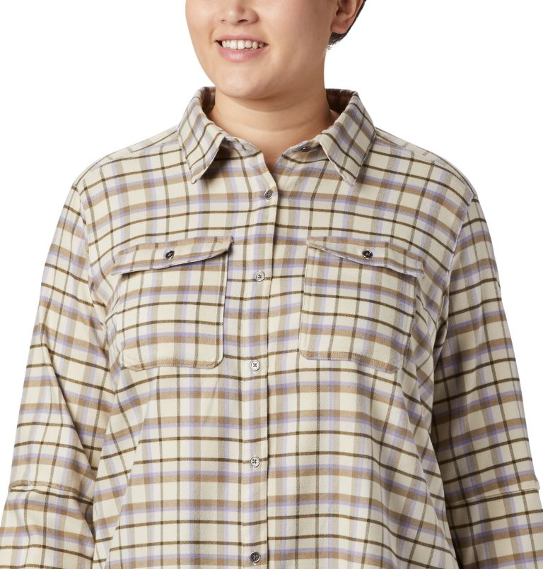 Women's Bryce Canyon™ Stretch Flannel - Plus Size Women's Bryce Canyon™ Stretch Flannel - Plus Size, a1