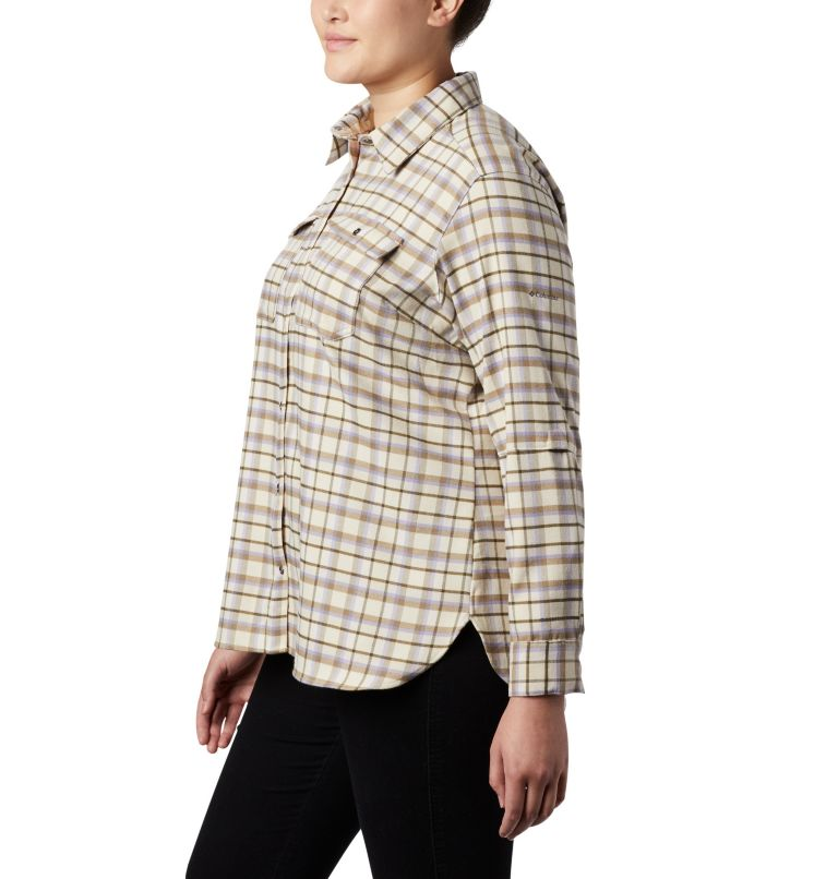 Women's Bryce Canyon™ Stretch Flannel - Plus Size Women's Bryce Canyon™ Stretch Flannel - Plus Size, a2