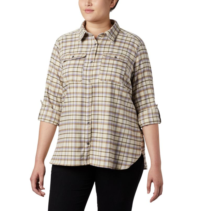 Women's Bryce Canyon™ Stretch Flannel - Plus Size Women's Bryce Canyon™ Stretch Flannel - Plus Size, a3