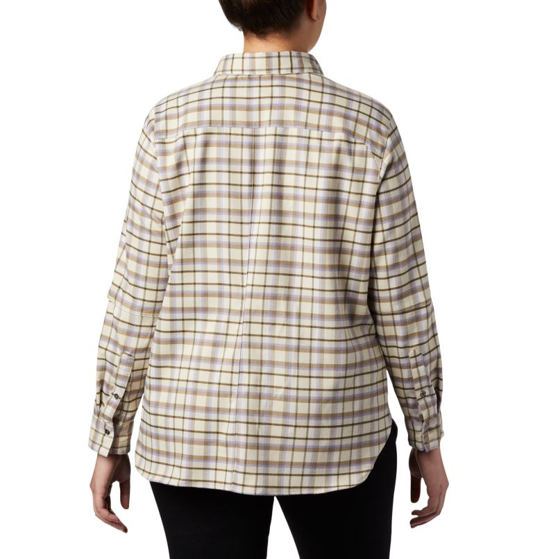 Women's Bryce Canyon™ Stretch Flannel - Plus Size Women's Bryce Canyon™ Stretch Flannel - Plus Size, back