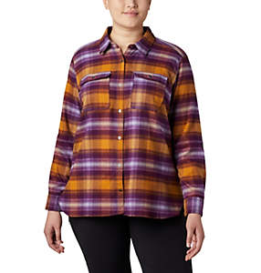Women's Bryce Canyon™ Stretch Flannel - Plus Size