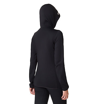 Windgates Fleecejacke für Damen Windgates™ Fleece | 602 | XL, Black, back