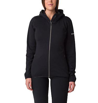 Windgates Fleecejacke für Damen Windgates™ Fleece | 602 | XL, Black, front