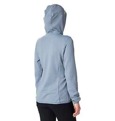 Windgates Fleecejacke für Damen Windgates™ Fleece | 602 | XL, Tradewinds Grey, back