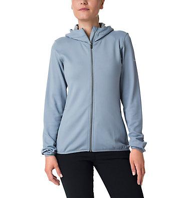 Windgates Fleecejacke für Damen Windgates™ Fleece | 602 | XL, Tradewinds Grey, front