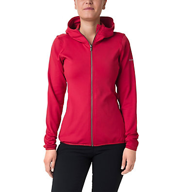 Women's Windgates Full-Zip Fleece Jacket , front