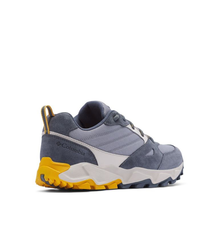 IVO TRAIL™ | 036 | 12 Chaussure IVO Trail Homme, Monument, Golden Yellow, 3/4 back